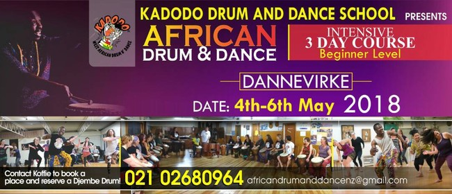 Kadodo Drum and Dance School - Beginner Level