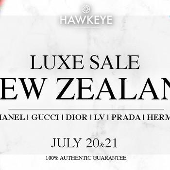 Auckland Luxe Designer Handbags & Accessories Sale