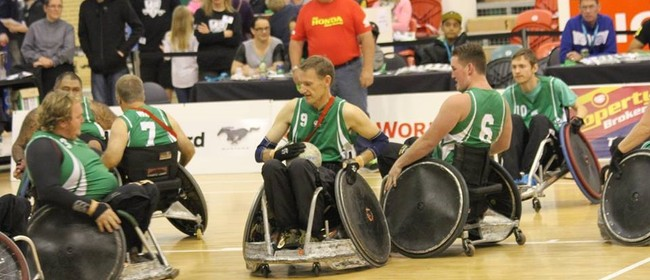 Wheelchair Rugby Championships