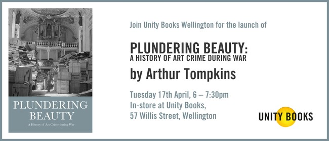 Launch: Plundering Beauty by Arthur Tompkins
