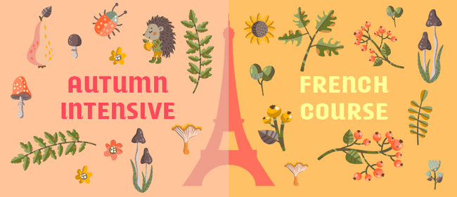 Autumn Intensive French Course