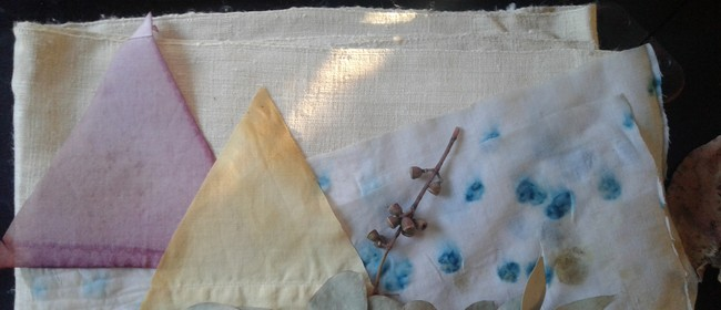 Eco Dye Workshop Naturally Antibacterial Household Linens