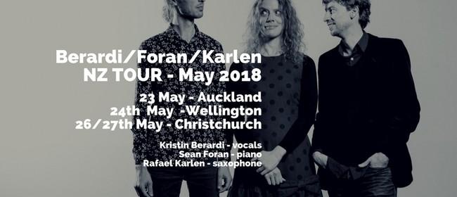 Berardi/Foran/Karlen - Australian Jazz