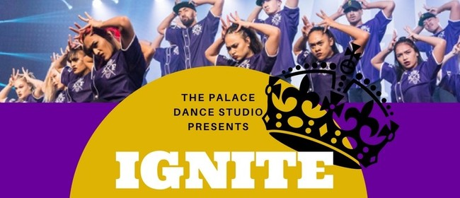 The Palace Dance Studio - Ignite the Crown