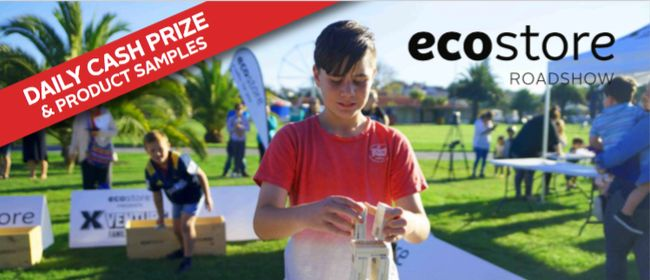Ecostore & XVenture Family Challenge TV Series Roadshow