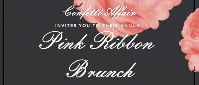 Pink Ribbon Brunch: CANCELLED