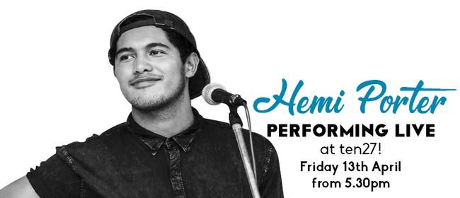 Live Music From Hemi Porter