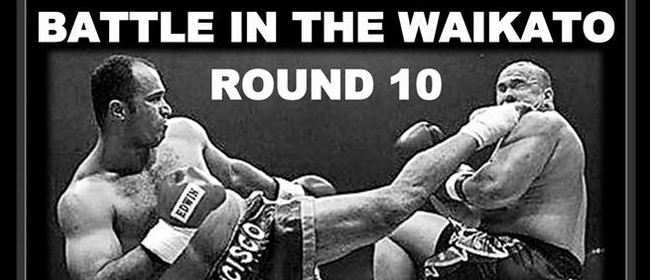 Battle In the Waikato (Round 10) – K1 Kickboxing