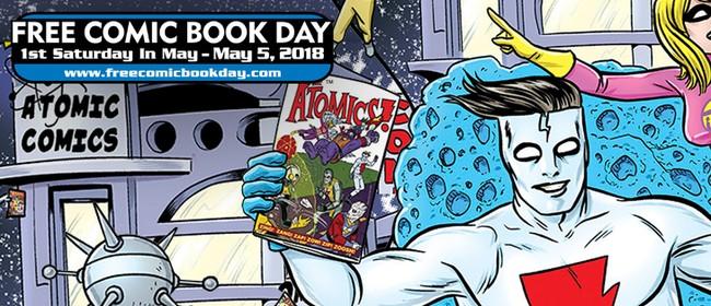 International Free Comic Book Day