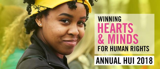 Amnesty International NZ Annual Hui & Skillshare 2018