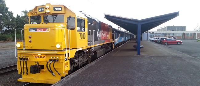 Mid Winter Christmas Dinner Express to Masterton 2018