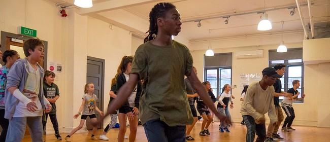 NZ Dance Week - Dance Tasters