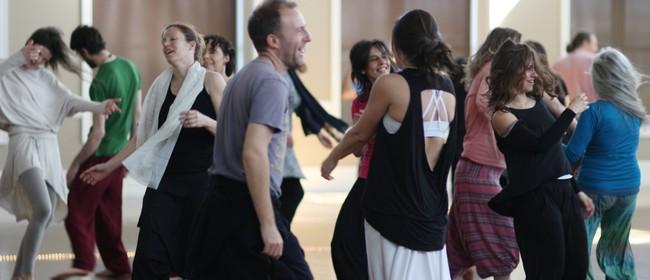 5 Rhythms Dance and Movement Meditation