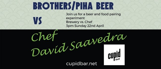 Brewery vs Chef: Match 1