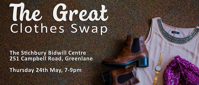 The Great Clothes Swap - Auckland - NZHerald Events