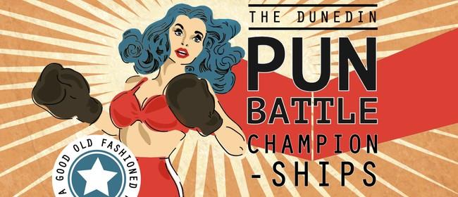 The Dunedin Pun Battle Championships