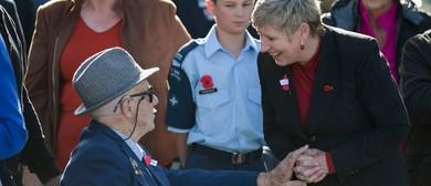 ANZAC Day Dawn Parade: Dawn Service and Citizen's Service