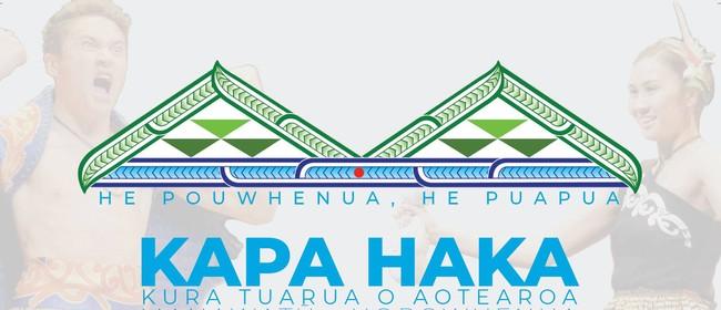 National Secondary Schools Kapa Haka Competition 2018