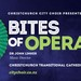 Christchurch City Choir presents Bites of Opera