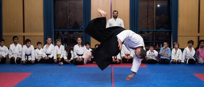 Aikido Classes for Kids Aged 8 to 15