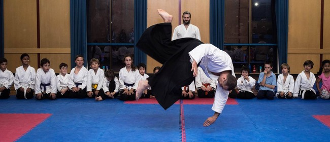 Aikido Classes for Kids Ages 8 to 15