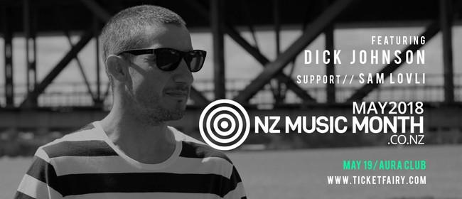 NZ Music Month Showcase - Ft Dick Johnson