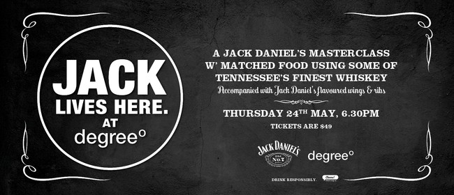 Jack Daniels Masterclass & Ribs Night