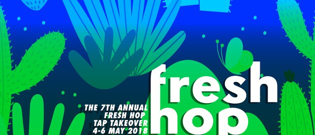 7th Annual Fresh Hop Tap Takeover
