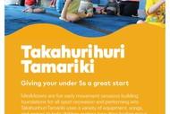 Takahurihuri Tamariki