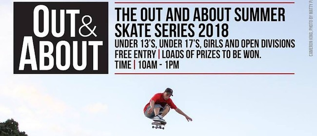 Papakura Skatepark Official Reopening