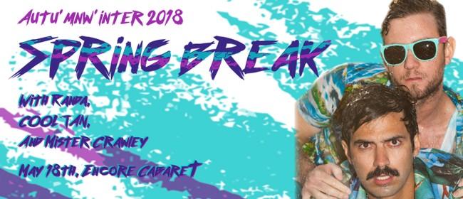 Spring Break - Autu'mnw'inter 2018 With Randa & Cool Tan