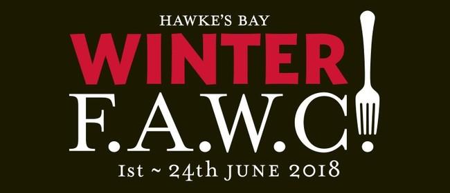 F.A.W.C! Fine Wines of New Zealand Dinner with Josh Emett