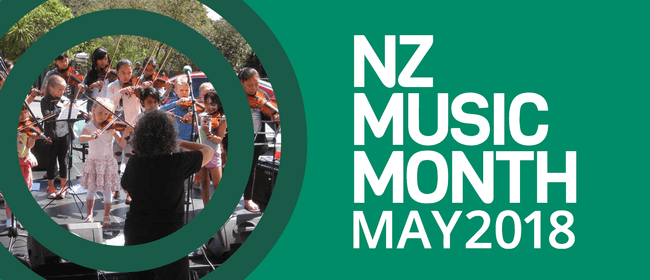 NZ Music Month Arohanui Strings Performance