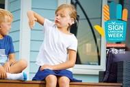 New Zealand Sign Language Week Taster