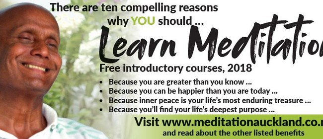 Learn to Meditate (Course Code: A)