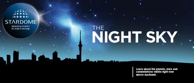 The Winter Night Sky