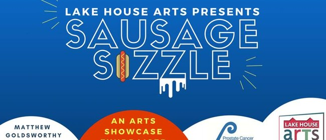 Sausage Sizzle Arts Showcase