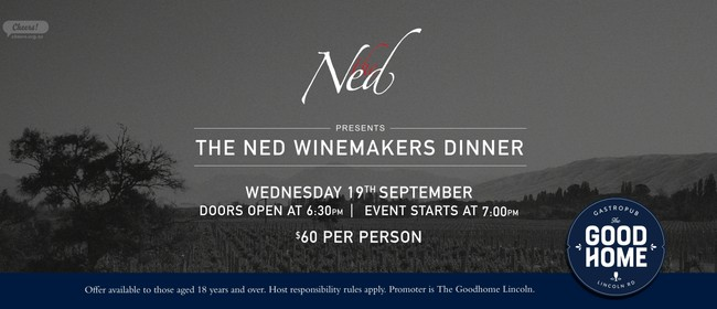 The Ned Winemakers Dinner: CANCELLED