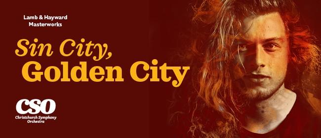 Lamb & Hayward Masterworks: Sin City, Golden City
