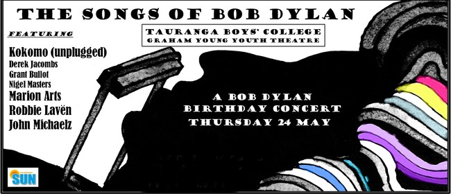 The Songs Of Bob Dylan: CANCELLED