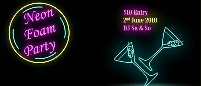 Neon Foam Party