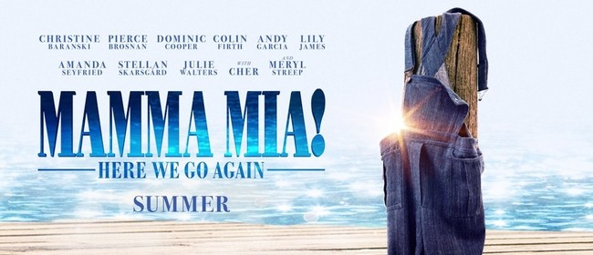 Mamma Mia! Here We Go Again (Hellenic Congress Fundraiser)