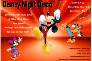 Disney Theme Roller Disco