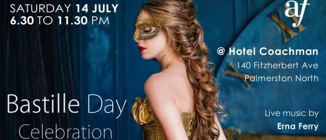 Bastille Day - Masquerade Ball & Dinner