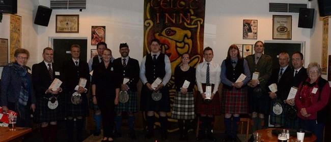 Celtic Inn Targe - Colin Craig Claidheamh Mòr