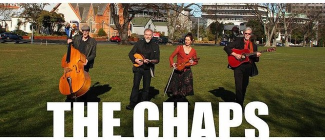 The Chaps: A Bluegrass and Swing Influenced Quartet
