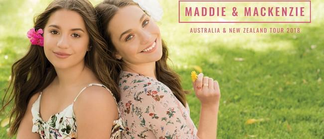 Maddie and Mackenzie Ziegler 2018