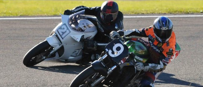 Victoria Motorcycle Club Winter Series Round 3