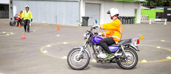 Motorcycle Learn to Ride Course