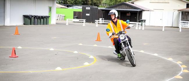 Motorcycle Basic Handling Skills Course